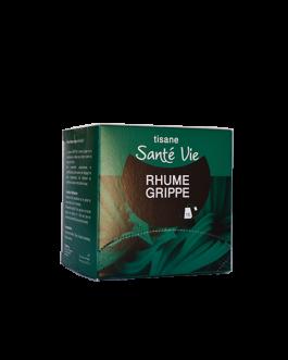 SANTE VIE TISANE RHUME GRIPPE B/15