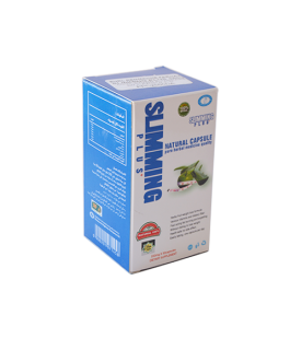 SLIMMING PLUS NATURAL CAPSULE 50 GELULES