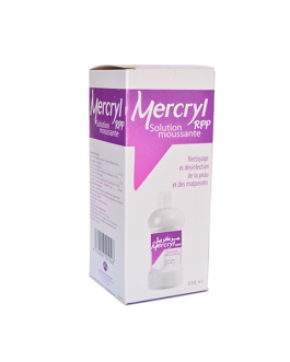 MERCRYL SOLUTION MOUSSANT 300ML