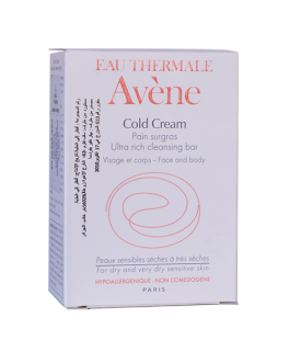 AVENE COLD CREAM PAIN SURGAS SAVON 100G