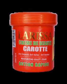LARISSA CREME DE BEAUTE CAROTTE 250G