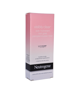 NEUTROGENA VISIBLY CLEAR SOIN HYDRATANT NON GRAS P...