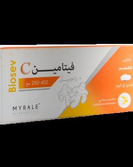 MYRALE BIOSEV VITAMINE C B/28