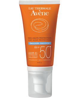 AVENE EMULSION  INVISIBLE SPF 50+50ML