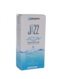 OPHTALMIC JAZZ SOLUTION LENTILLES 100ML