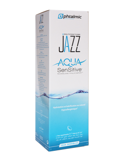 OPHTALMIC JAZZ SOLUTION LENTILLES 350ML