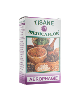 MEDICAFLOR TISANE AEROPHAGIE N*17