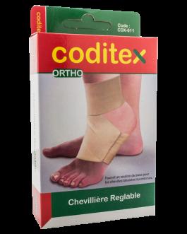 CODITEX  CHEVILLIERS REGLABLE