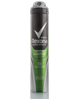 REXONA DEODORANT MEN QUANTUM 48H 200ML