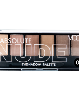 MODA ABSOLUTE NUDE EYESHADOW PALETTE 01