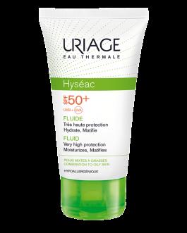 URIAGE HYSEAC CREME FLUIDE SPF50+ 50ML