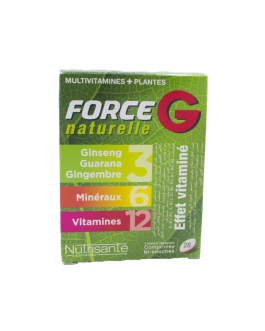 NUTRISANTE FORCE G EFFET VITAMINE B/28 COMP