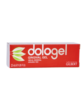 GILBERT DOLOGEL GEL 25ML
