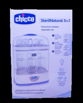 CHICCO STERILISATEUR ELEC 3IN1 5MIN