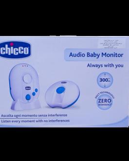 CHICCO AUDIO BABY MONITOR BABY PHONE