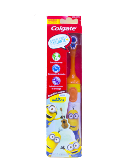 COLGATE BAD MINIONS ELECTR JUNIOR