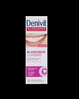 DENIVIT DENT BLANCHEUR LUMIERE 50ML