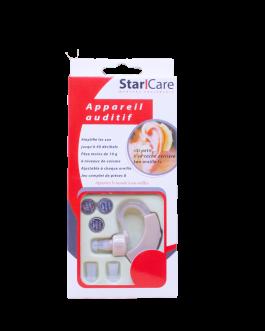 STAR CARE APPAREIL AUDITIF 8PCS