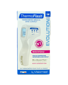 VISIOMED THERMOFLASH THERMOMETRE SANS CONTACT LX26