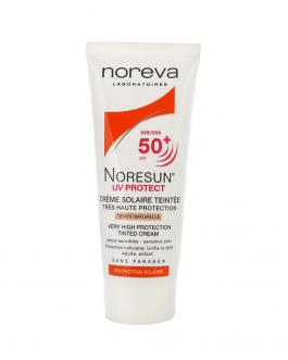 NOREVA NORESUN UV PROTECT CREME TEINT SPF50+ 40ML