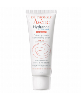 AVENE HYDRANCE OPTIMALE UV RICHE SPF20 40ML