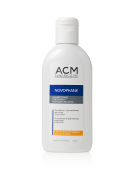 ACM NOVOPHANE SHP SEBO REGULATEUR CHEV GRAS 200ML