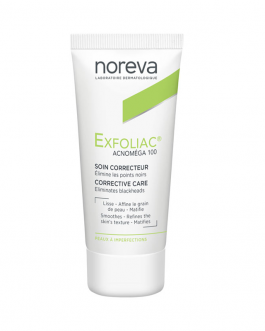 NOREVA CREME EXFOLIAC ACNOMEGA 100 30ML