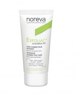 NOREVA CREME EXFOLIAC ACNOMEGA 200 30ML