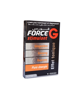 NUTRISANTE FORCE G STIMULANT B/10 AMP