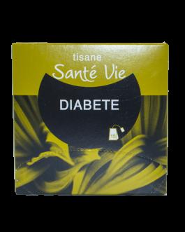 SANTE VIE TISANE DIABETE B/15