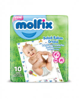 MOLFIX COUCHES BEBE N:03 P/10
