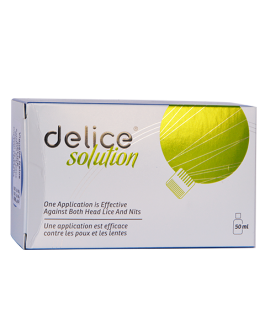DERMA DELICE SOLUTION  ANTI POUX 50ML