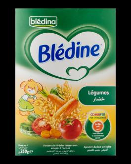 BLEDINE FARINE LEGUMES 250G