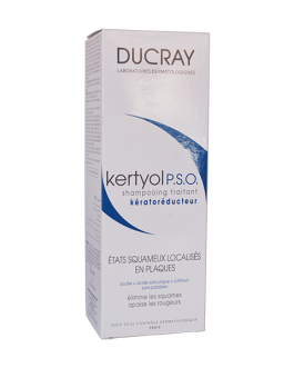 DUCRAY KERTYOL PSO SHAMPOING 200ML