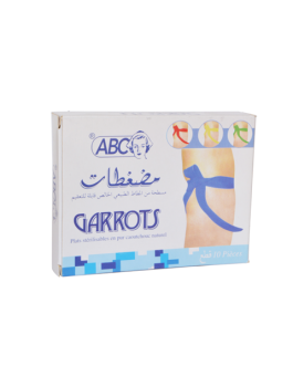 ABC GARROTS LATEX B/10