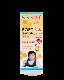PEDIACTIF  FORTIVIT GELEE ROYALE BEBE/ENFANT 150ML