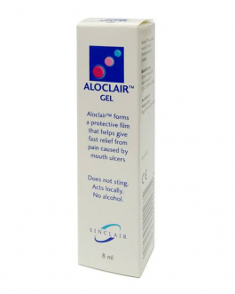 ALOCLAIR PLUS GEL 08ML