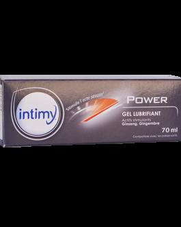 INTIMY POWER GEL LUBRIFIANT 70ML