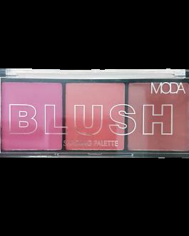 MODA BLUSH SHADING PALETTE 01