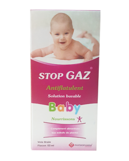 PHYSIOPHARM BABY STOP GAZ 60ML