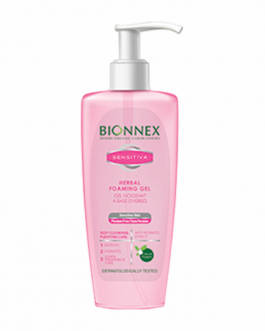 BIONNEX  GEL MOUSSANT SENSITIVA 200ML
