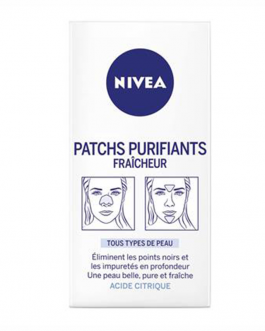 NIVEA PATCH PURIFIANT B/6