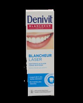 DENIVIT DENT BLANCHEUR LASER 50ML