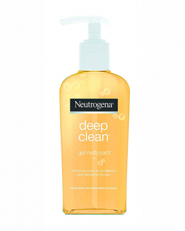 NEUTROGENA DEEP CLEAN GEL NETTOYANT 200ML