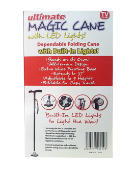 MAGIC CANNE LAMPE VENTOUSE
