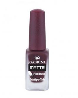 GABRINI NUDE MATTE NAILPOLISH N09 13ML