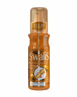 SWALIS THERMOACTIF ULTRA LISSANT VITAMINE E +ARGAN...