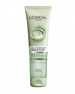 L'OREAL GEL PURIFIANT ARGILE PURE 150ML