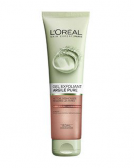 L'OREAL GEL EXFOLIANT  ARGILE PURE 150ML
