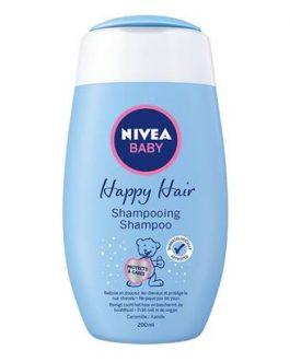 NIVEA BABY SHAMPOOING HAPPY HAIR 200ML